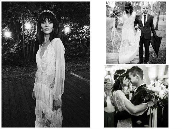 Ślub Marty Dyks