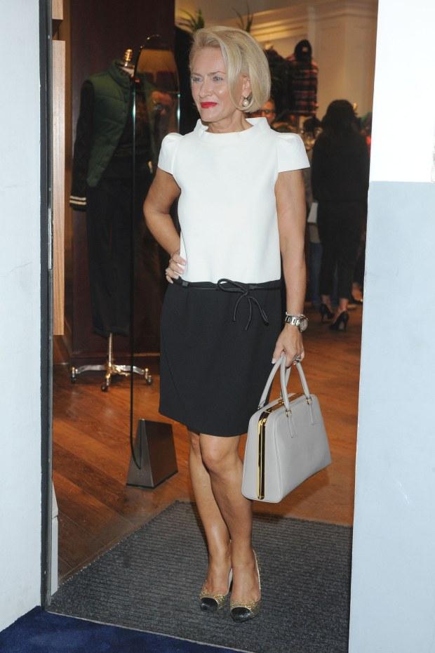 Event Ralph Lauren w salonie Plac Trzech Krzyzy 3/4, 04.10.2012, fot WBF/Eryk Schmitt