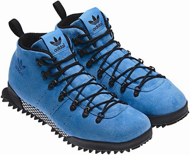 Buty z kolekcji Adidas. Cena: ok. 100 zł