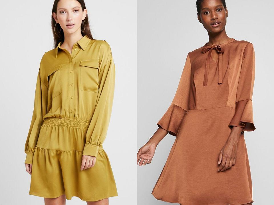 modne sukienki: wiosna