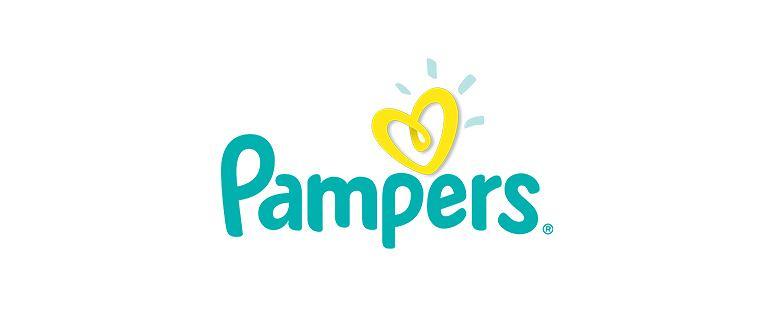 Pampers / logo
