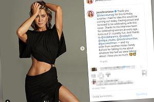 Od lat spekuluje się o o ciąży Jennifer Aniston. Pierwszy raz opowiedziała o tym, czy chce mieć dziecko