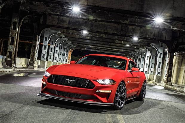 Nowy Ford Mustang z pakietem Performance Pack Level 2