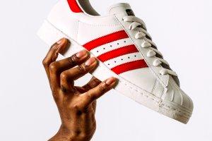 Adidas Kobiet Czerwony Irana Stellasport Adidas Optymalny