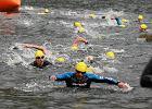 Triathloniści walczyli w... czterech porach roku [FOTO]