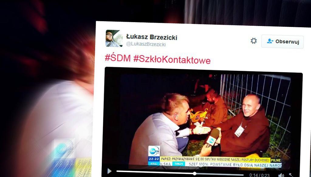 Szkło kontaktowe, TVN24