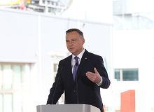 'Gaz jest narzędziem politycznym' - Morawiecki o rozbudowie gazoportu