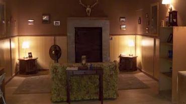 Escape Room, do którego włamał się mężczyzna