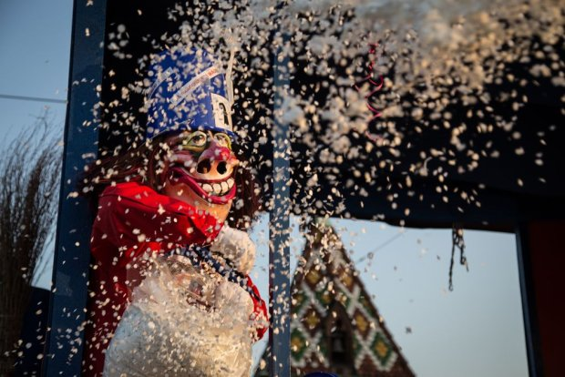 Zostaną wspomnienia i... konfetti w kieszeniach / fot. Shutterstock