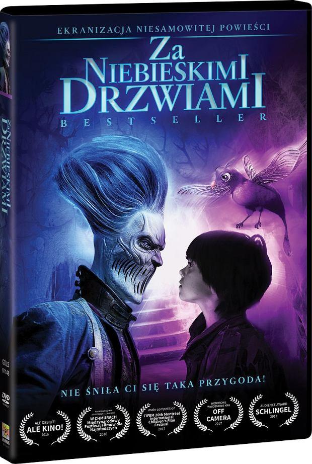 Za niebieskimi drzwiami - DVD