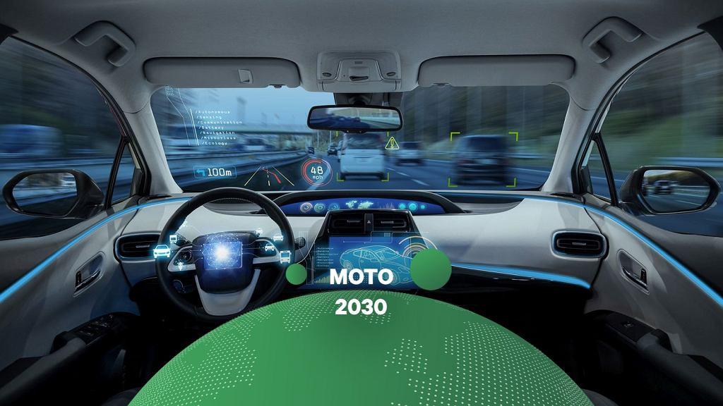 Samochód autonomiczny - wizja przyszłości