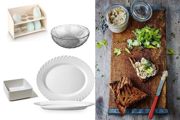 Piękne salaterki i półmiski