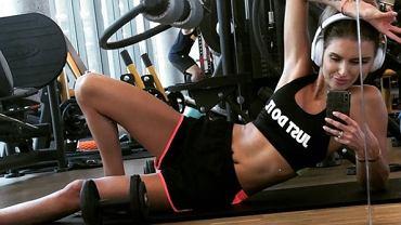 Piękna Dominika Grosicka chwali się formą w dniu urodzin. 'Lubię siebie coraz bardziej'