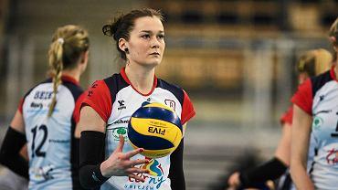 Julia Twardowska z Budowlanych Łódź