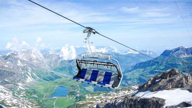 Szwajcaria Mount Titlis / shutterstock