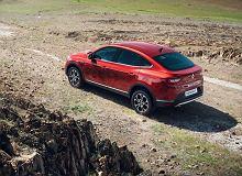 Renault Arkana debiutuje w Rosji. To Duster w wersji SUV-coupe