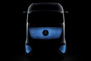 Mercedes Future Truck 2025 | Ciężarówka przyszłości będzie jeździć sama