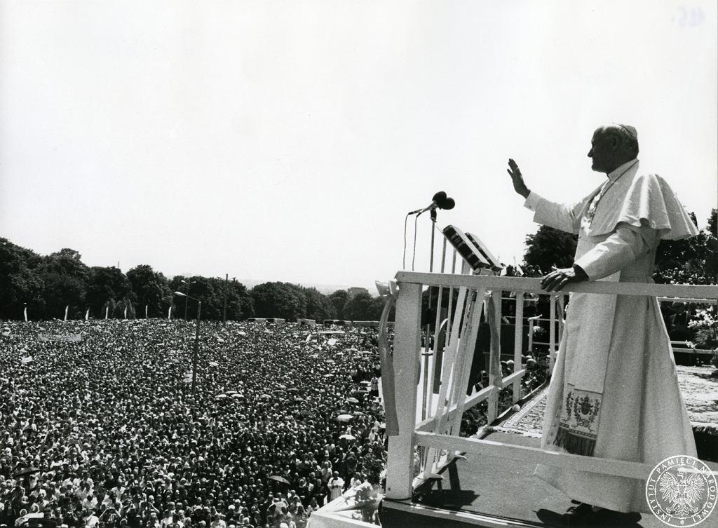 Pielgrzymka Jana Pawła II do Polski, 1979 r.