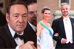 Kevin Spacey / Ari Behn i księżniczka Marta Ludwika