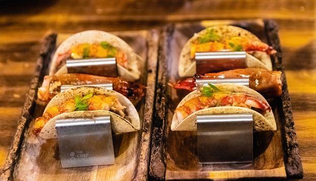 Madryt, wgwiazdkowej LaTasqueria de Javi Estévez zjecie tacos i wyśmienite podroby