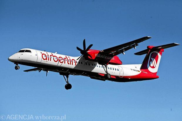 Upadłość Air Berlin. Kiedy można zażądać odszkodowania, a kiedy zwrotu pieniędzy?