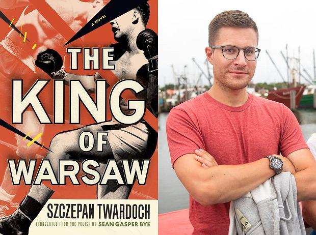 Sean Gasper Bye przełożył na angielski 'Króla' Twardocha (fot. Randl Bye)
