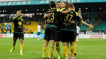 GKS Katowice w końcu wygrał na Bukowej