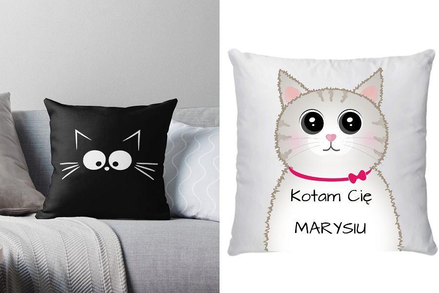 Personalizowane poduszki
