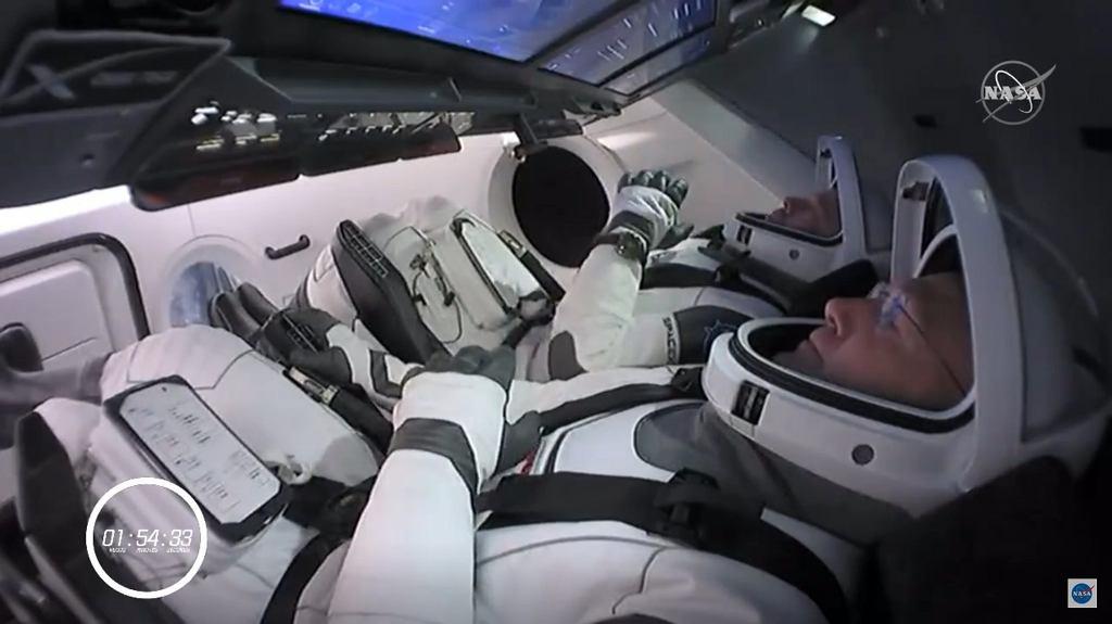Dragon wystartuje w sobotę z przylądka Canaveral