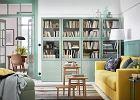 Biblioteczka: mebel, w którym wyeksponujesz książkowe zbiory