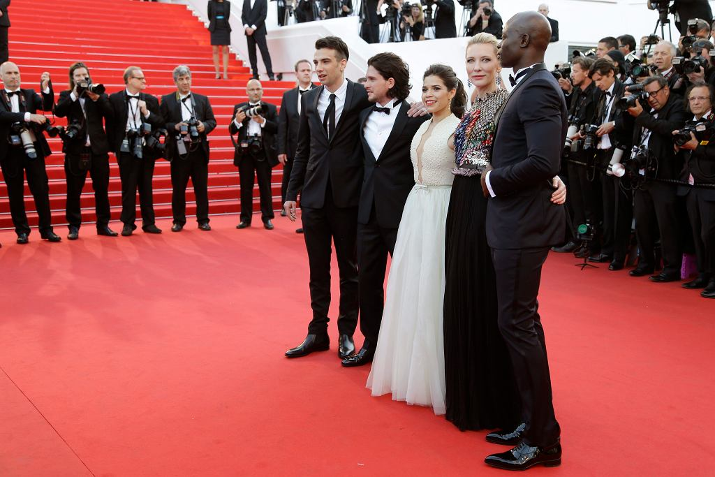 Cate Blanchett, America Ferrera, Kit Harington, Jay Baruchel