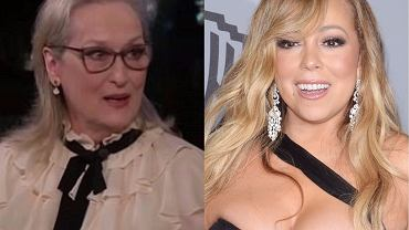 Meryl Streep, Mariah Carey