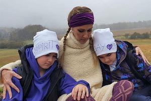 """Céline Dion pozuje ze swoimi trzema synami: """"Bycie mamą to przywilej"""""""