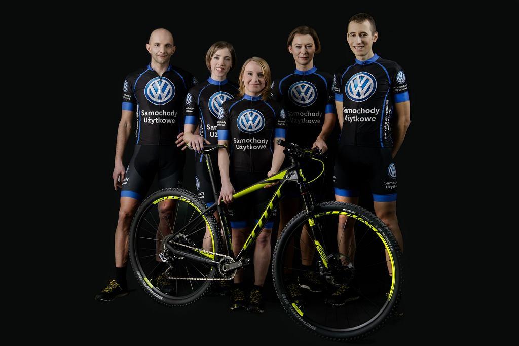 VSU MTB Team 2016