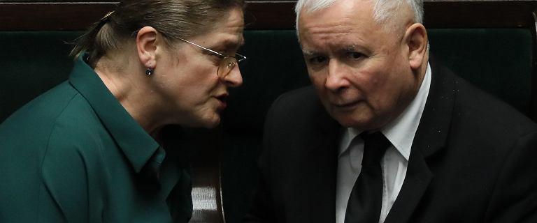 Krystyna Pawłowicz o odejściu z polityki: Nie wylatuję w kosmos