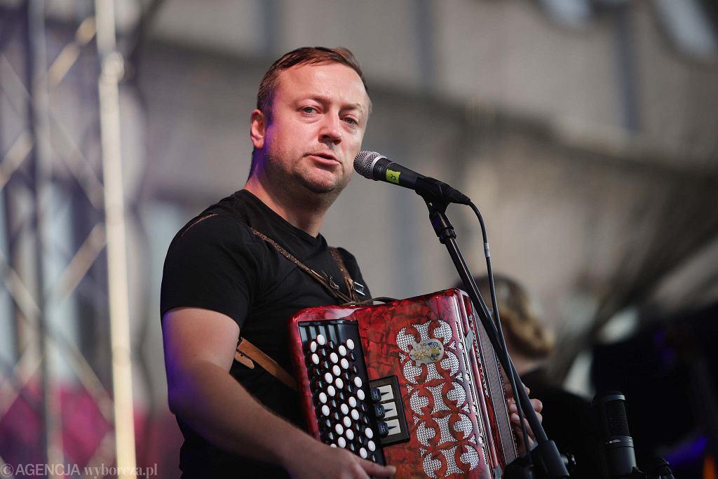 Czesław Śpiewa był gwiazdą IV Jurajskiego Festiwalu Sztuki i Wina w Olsztynie
