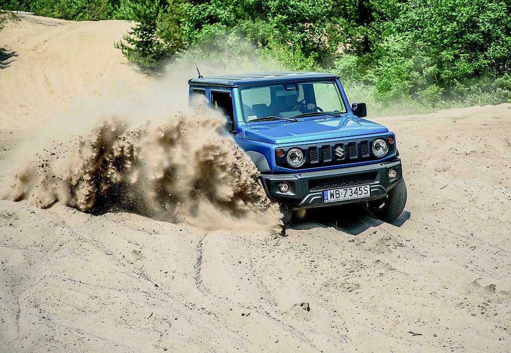Suzuki Jimny vs Dacia Duster