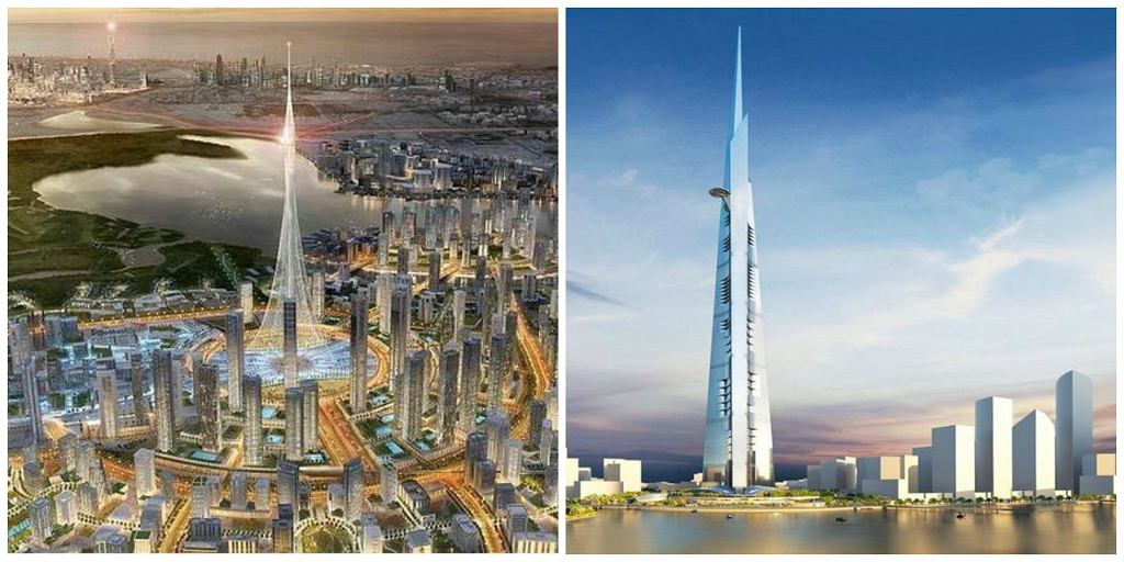 The Tower i Jeddah Tower