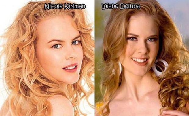 Nicole Kidman, Diane Deluna
