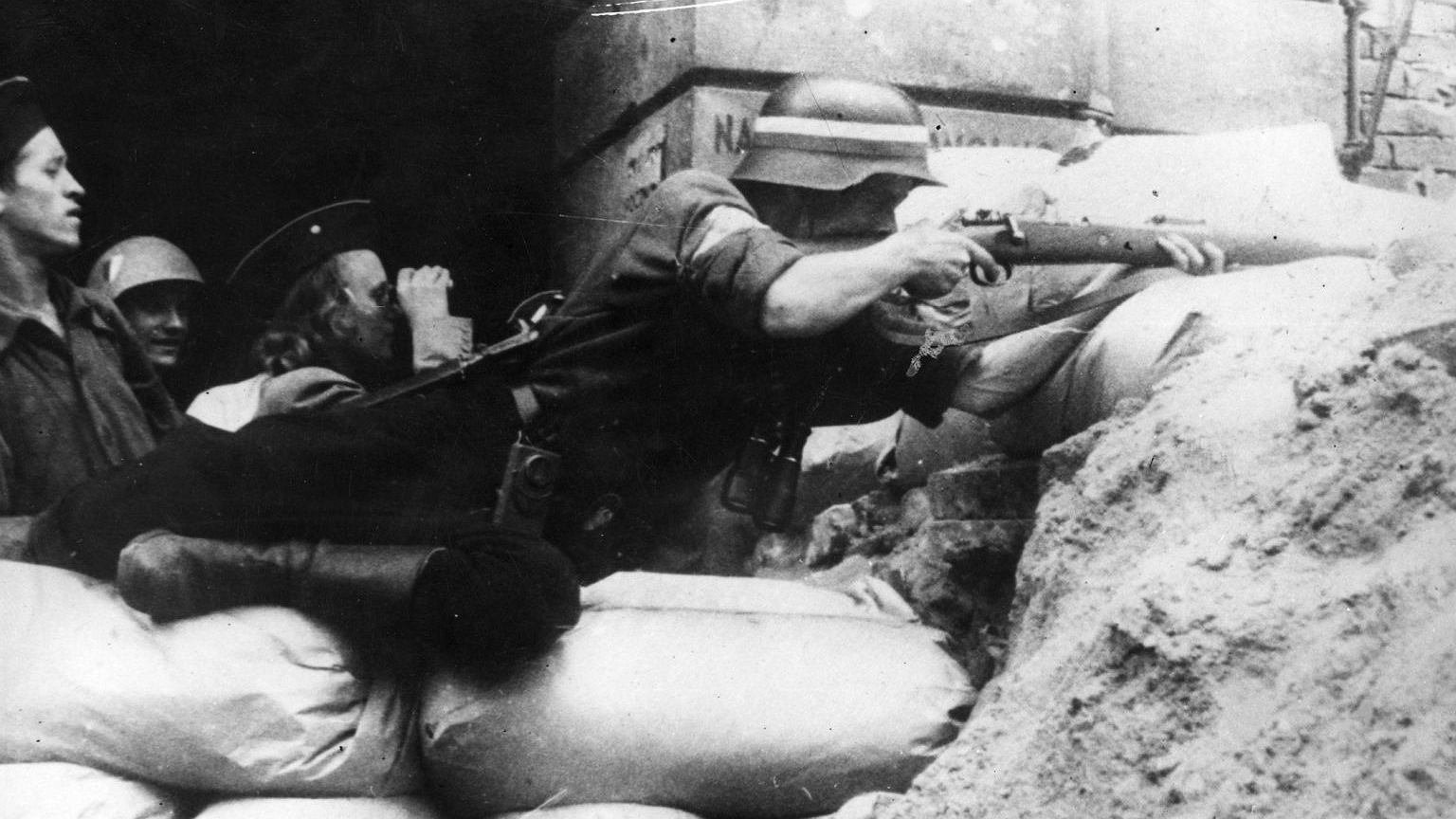 Powstanie warszawskie trwało 63 dni