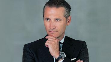 Raynald Aeschlimann, dyrektor generalny marki Omega