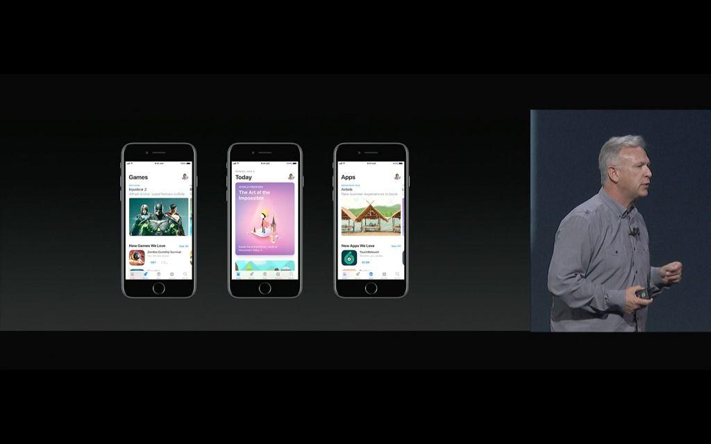 Nowy App Store w iOS 11