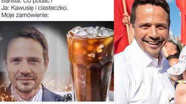 Rafał Trzaskowski jest gwiazdą memów. Dowiedział się o tym w zabawny sposób. Jego reakcja jest świetna!