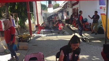 Trzęsienie ziemi w Indonezji