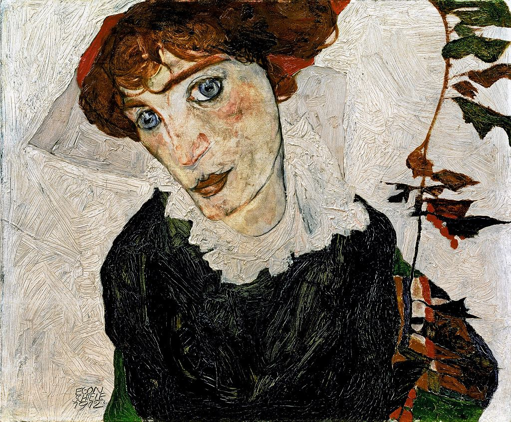 Egon Schiele, Portrait of Wally Neuzil, 1912 / Leopold Museum, Vienna/MANFRED THUMBERGER