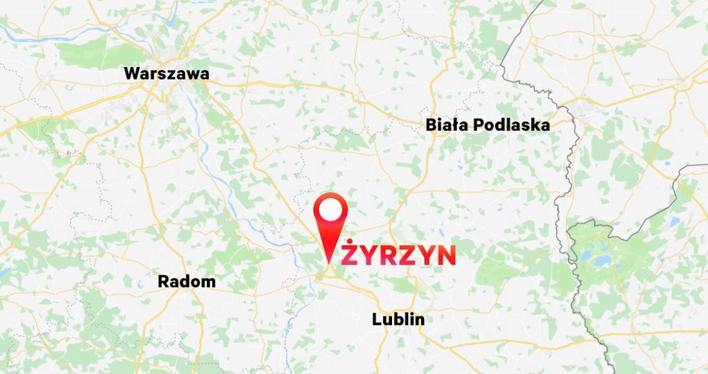 Blokada ronda w Żyrzynie przez podwykonawców Astaldi