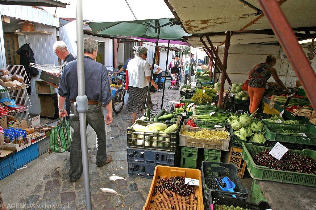 Polskie targowiska znów mają klientów z Niemiec (zdjęcie ilustracyjne)
