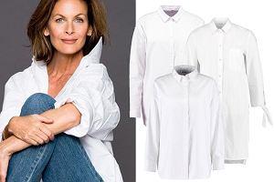 Biała koszula kobiecy symbol sukcesu, dominacji i