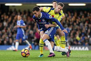 Chelsea chce dać olbrzymią podwyżkę Hazardowi