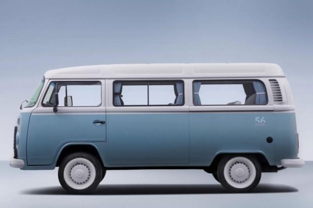 Volkswagen T2 Kombi 56 Anos Last Edition